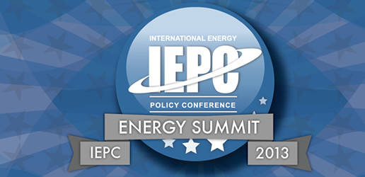 IEPC 2013 Energy Summit (Updated 10/10)